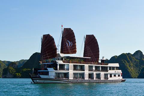 Halong bay Cruises 4****