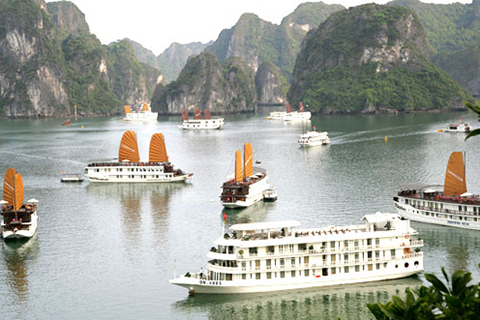 HaLong Bay Cruises 3***