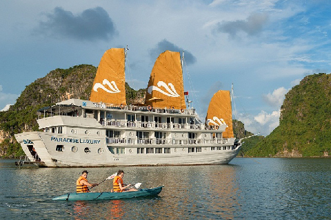 Halong Bay Cruises 5*****