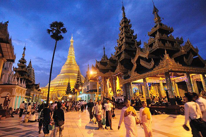 MYANMAR ADVENTURE 12DAYS